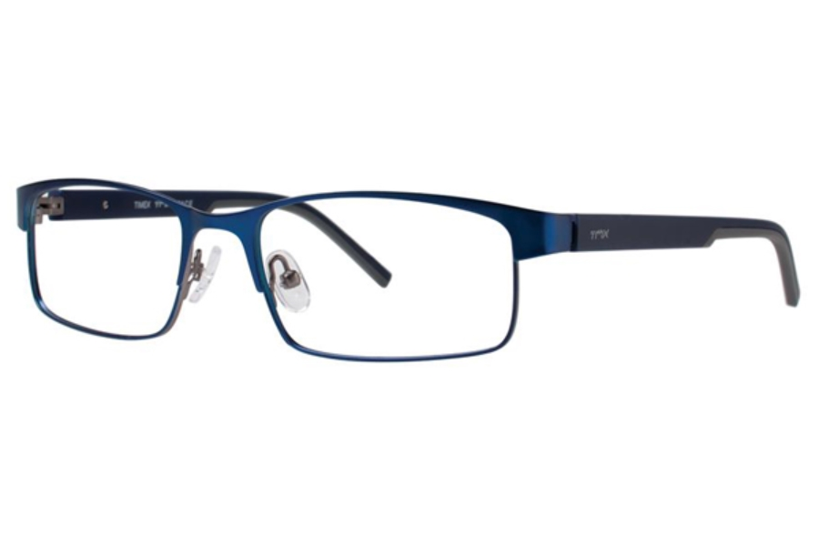 TMX by Timex Pace Eyeglasses in Navy