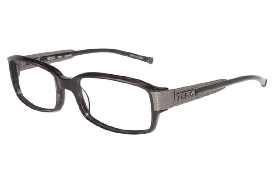 TUMI T303 Eyeglasses in Smoke
