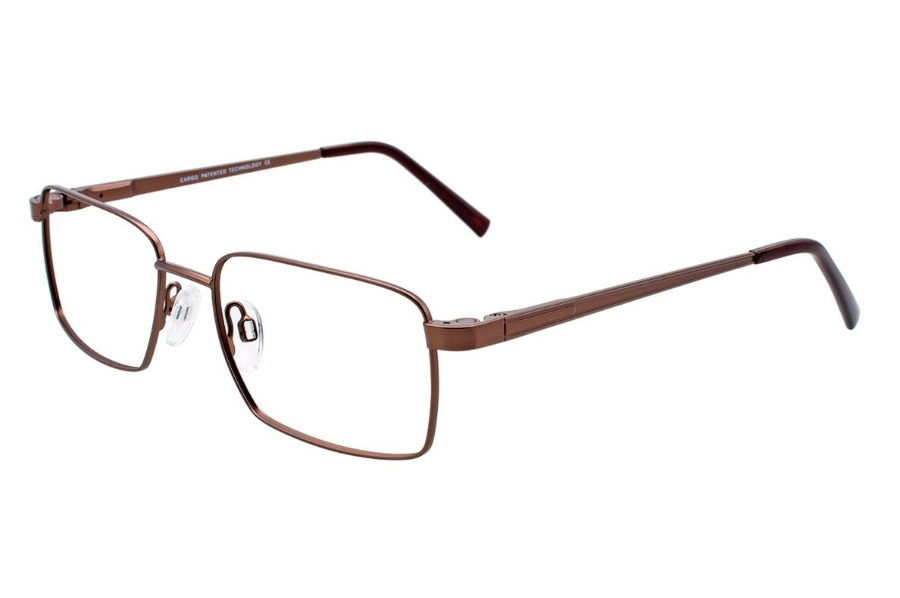 Cargo C5039 w/magnetic clip on Eyeglasses in 10-Satin Brown