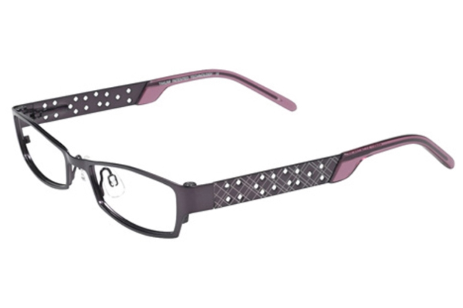 Takumi T9724 Eyeglasses in 80 Shiny Deep Violet