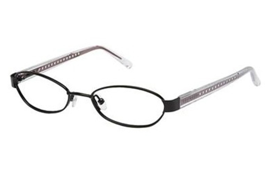 Ted Baker B161-Buzzin Eyeglasses in Black (BLK)