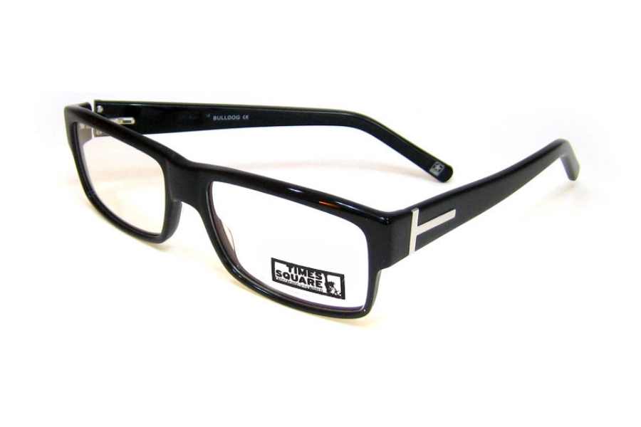 Times Square Bulldog Eyeglasses in Times Square Bulldog Eyeglasses