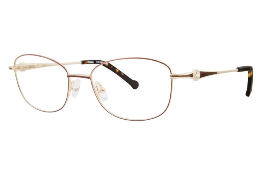 Timex 9:51 AM Eyeglasses in Gold