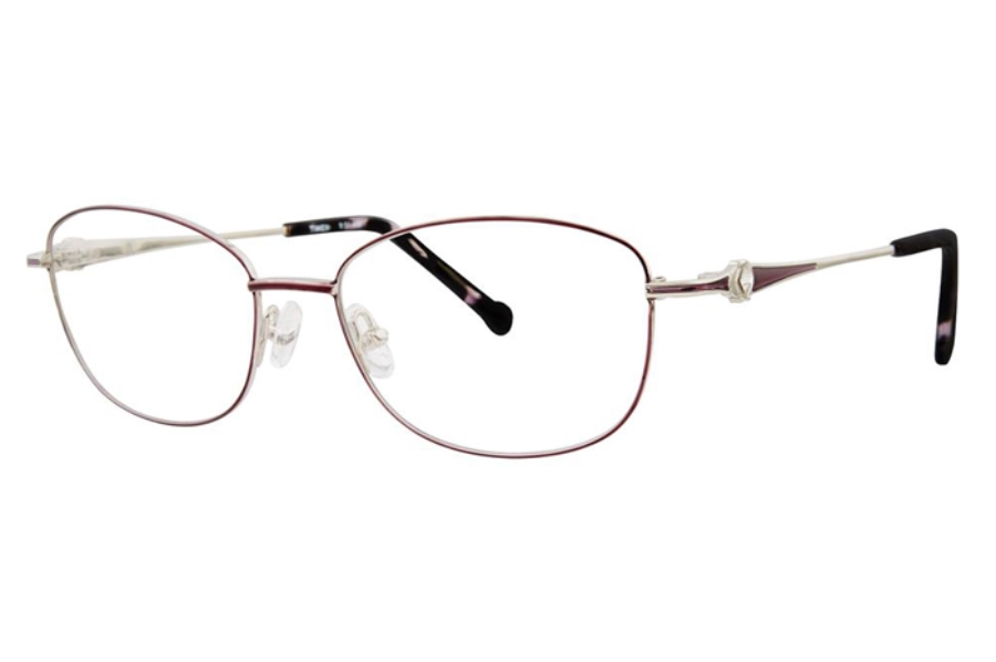 Timex 9:51 AM Eyeglasses in Lilac