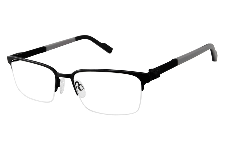 TITANflex 827028 Eyeglasses in 10 Black
