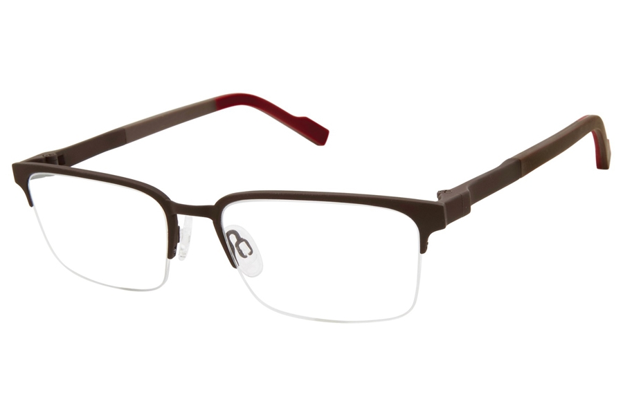 TITANflex 827028 Eyeglasses in 60 Brown
