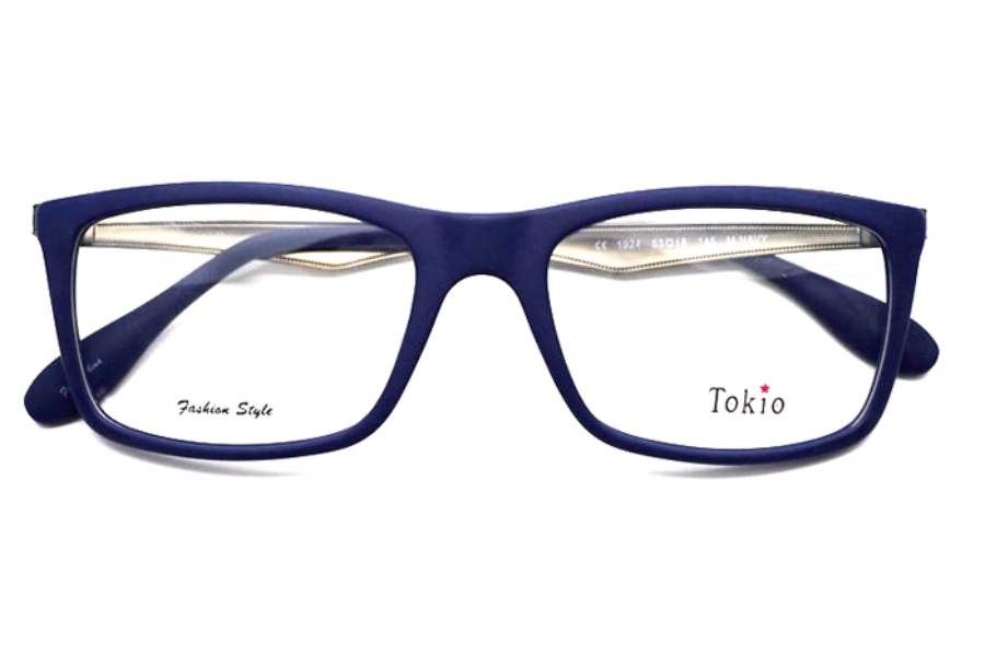 Tokio Tokio 1924 Eyeglasses in Black/Navy