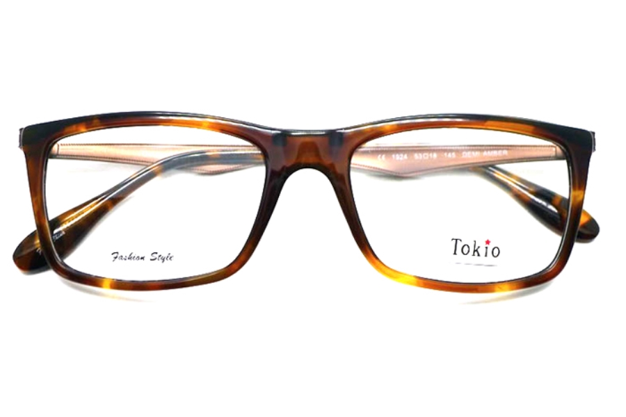 Tokio Tokio 1924 Eyeglasses in Demi