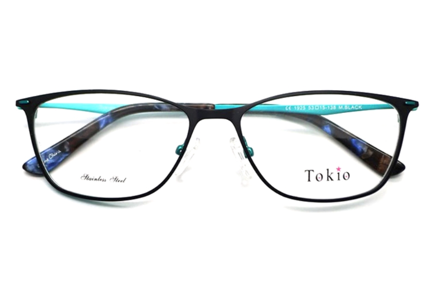 Tokio Tokio 1925 Eyeglasses in Black