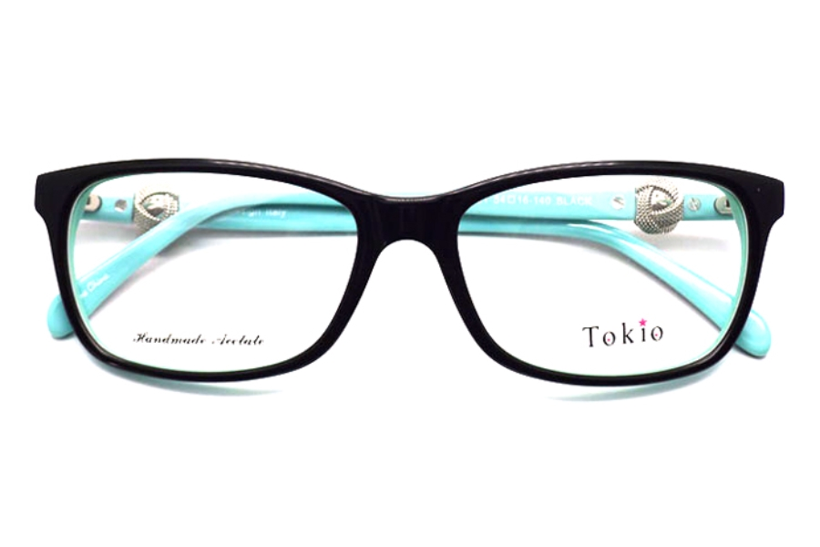 Tokio Tokio 3891 Eyeglasses in Black