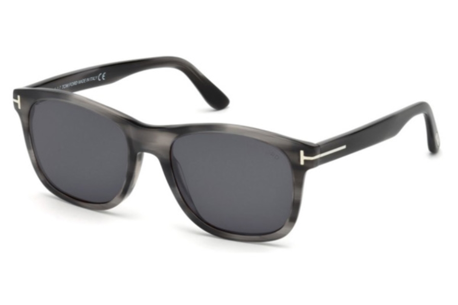 Tom Ford FT0595-F Sunglasses in 20A - Grey/Other / Smoke