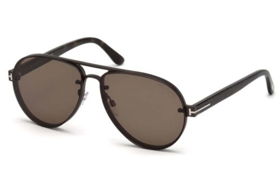 Tom Ford FT0622 Alexei-02 Sunglasses in Tom Ford FT0622 Alexei-02 Sunglasses