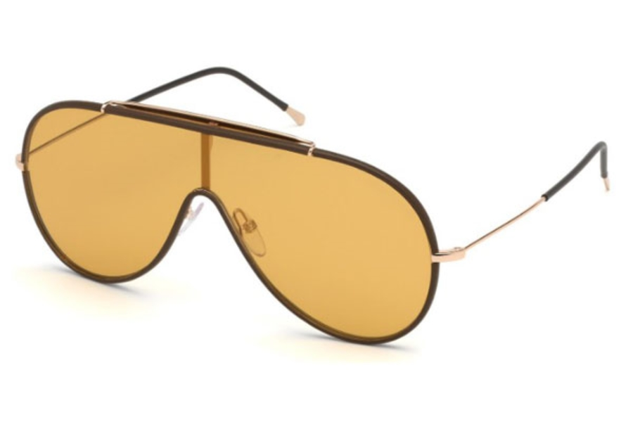 Tom Ford FT0671 Mack Sunglasses in Tom Ford FT0671 Mack Sunglasses