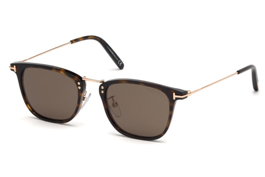 Tom Ford FT0672 Beau Sunglasses in Tom Ford FT0672 Beau Sunglasses