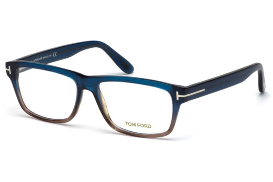 Tom Ford FT5320 Eyeglasses in 092 - Blue/Other