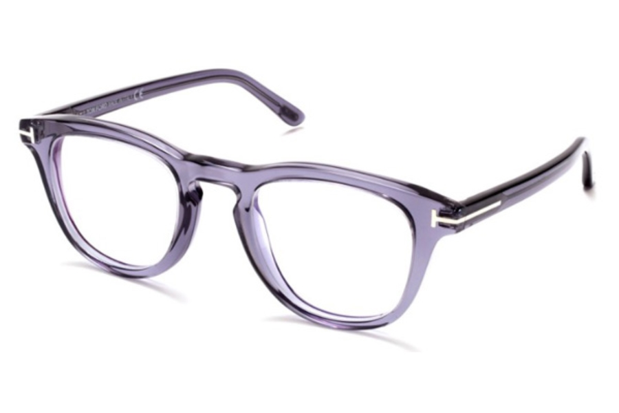 Tom Ford FT5488-B Eyeglasses in 020 - Grey/Other
