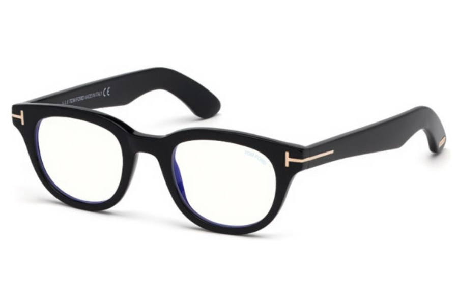Tom Ford FT5558-B Eyeglasses in Tom Ford FT5558-B Eyeglasses