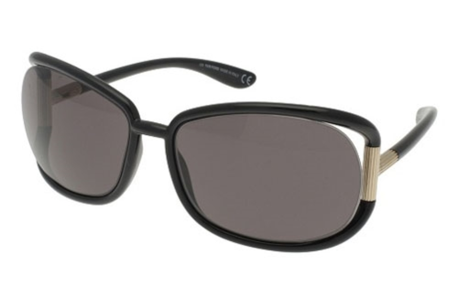 Tom Ford FT0077 Genevieve Sunglasses in Tom Ford FT0077 Genevieve Sunglasses