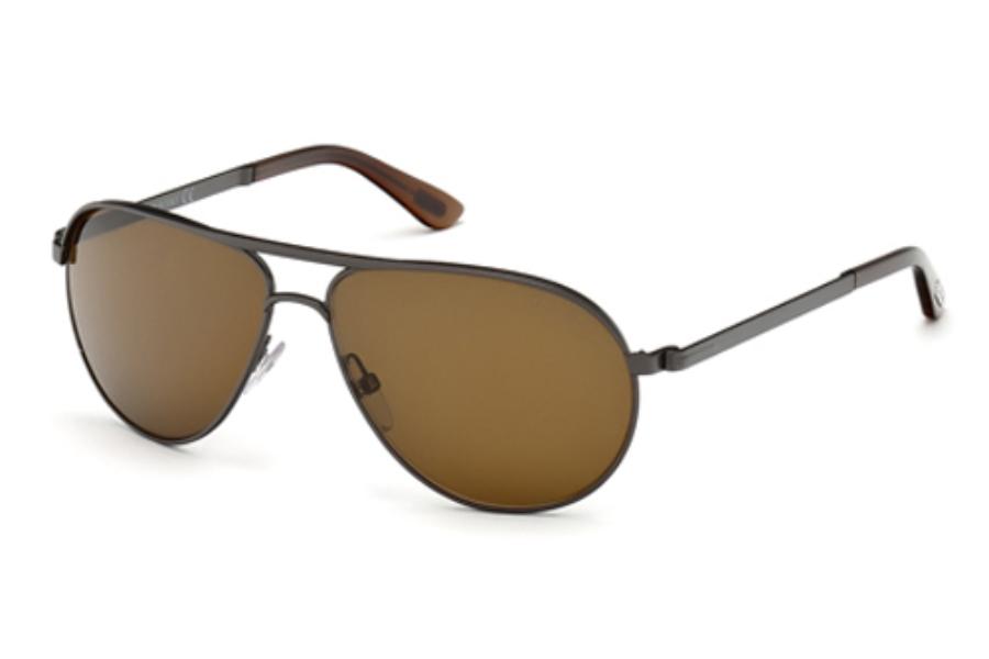 b395859900b ... Tom Ford FT0144 Marko Sunglasses in 09J Matte Anthracite ...