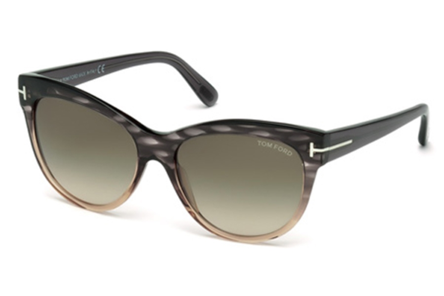 1654a43a00f9 ... Tom Ford FT0430 Lily Sunglasses in Tom Ford FT0430 Lily Sunglasses ...