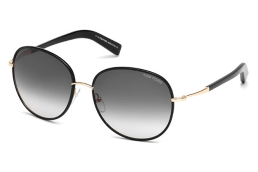 Tom Ford FT0498 Georgia Sunglasses in Tom Ford FT0498 Georgia Sunglasses