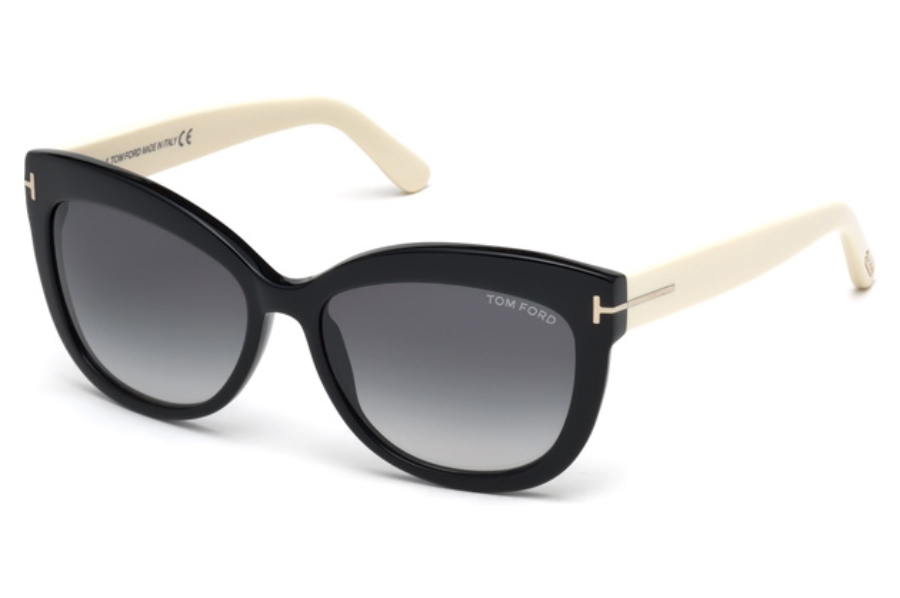 Tom Ford FT0524 Alistair Sunglasses in Tom Ford FT0524 Alistair Sunglasses