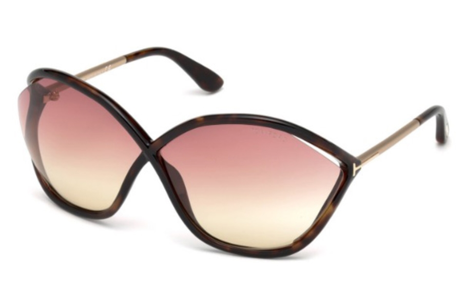 Tom Ford FT0529 Bella Sunglasses in Tom Ford FT0529 Bella Sunglasses