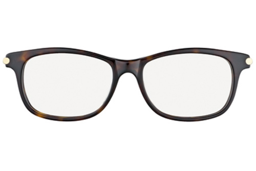 Tom Ford FT5237 Eyeglasses in 053 Dark Havana