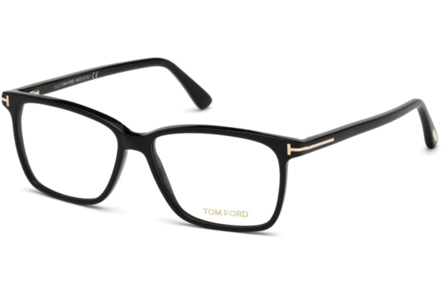 Tom Ford FT5478-B Eyeglasses in 001 - Shiny Black