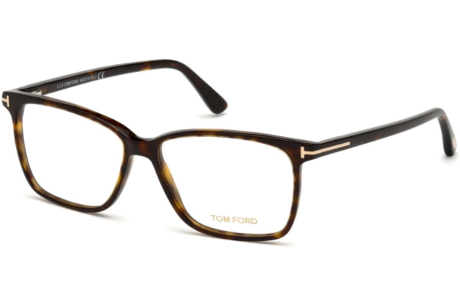 Tom Ford FT5478-B Eyeglasses in 052 - Dark Havana