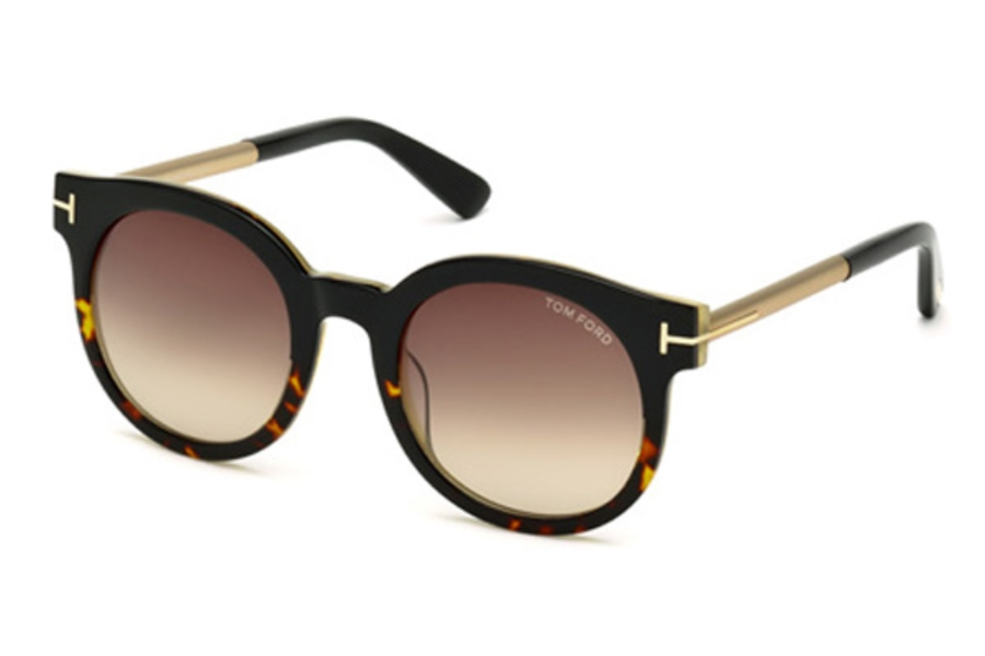 Tom Ford FT0435 Janina Sunglasses in Tom Ford FT0435 Janina Sunglasses