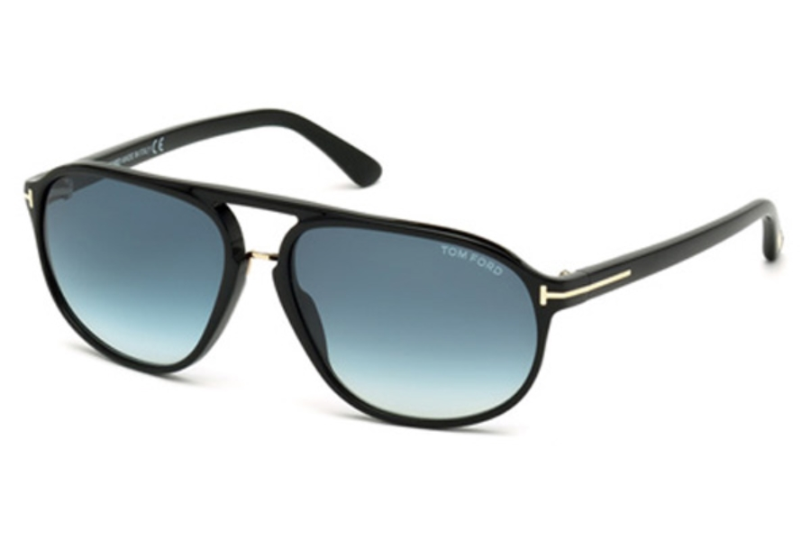 Tom Ford FT0447 Jacob Sunglasses in Tom Ford FT0447 Jacob Sunglasses