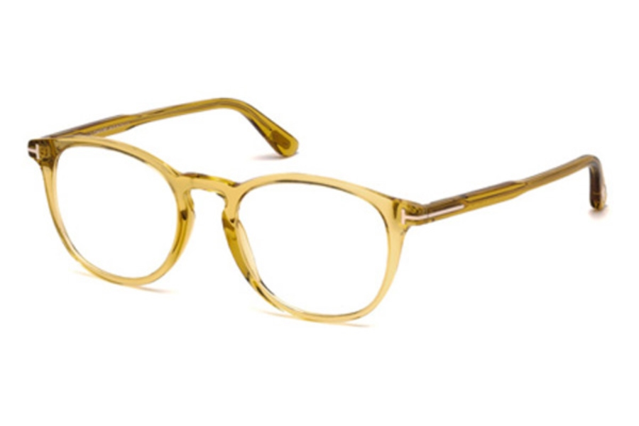 Tom Ford FT5401 Eyeglasses in 041 - Yellow/Other