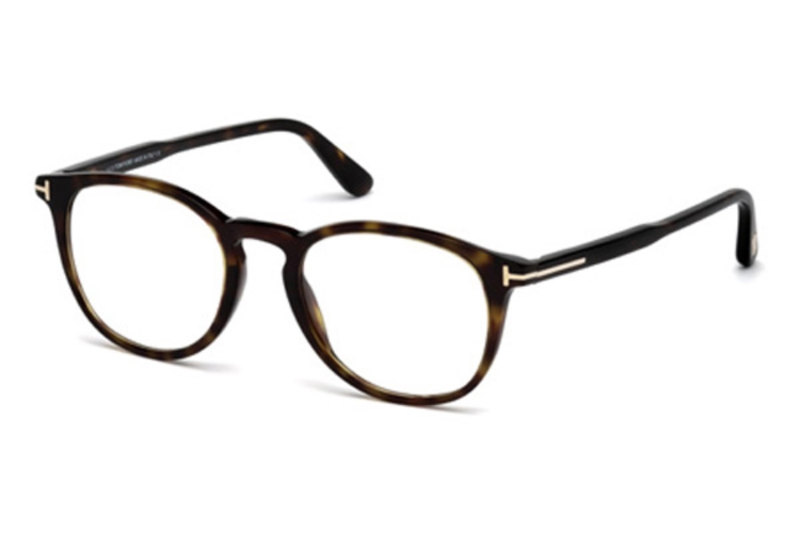 Tom Ford FT5401 Eyeglasses in 052 - Dark Havana