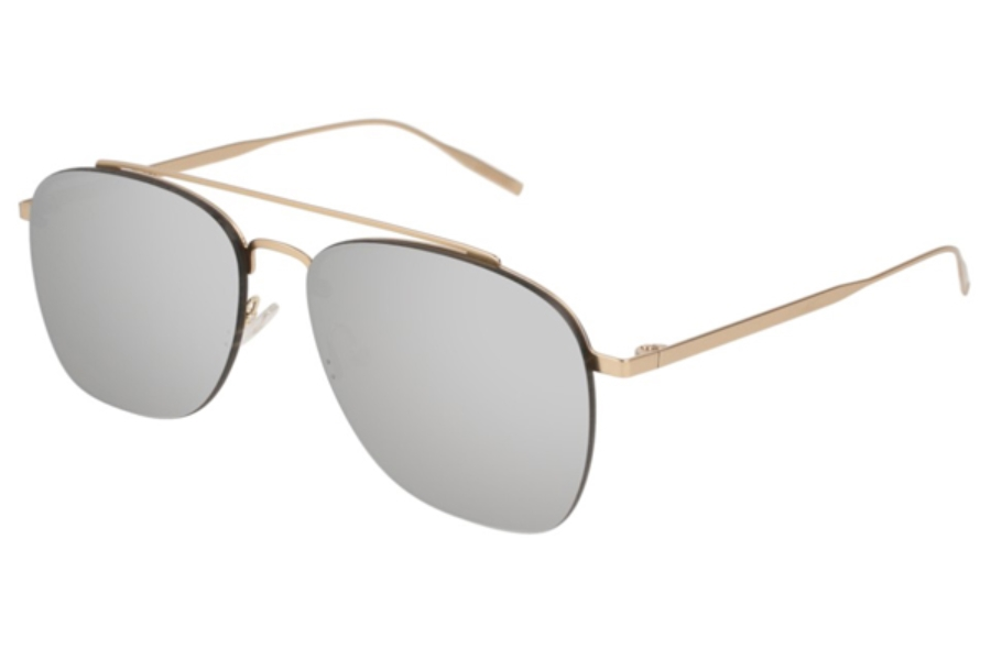 Tomas Maier TM0049S Sunglasses in 001 Gold / Silver