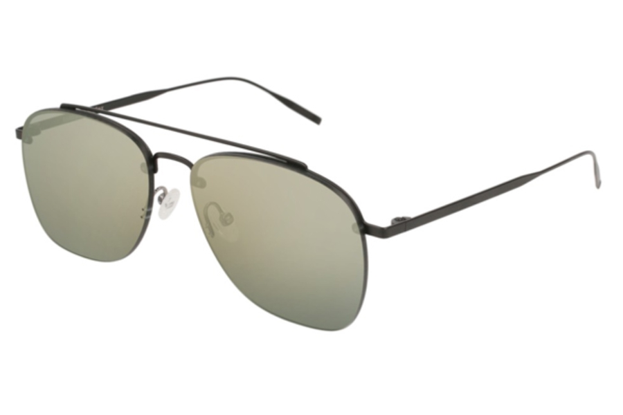 Tomas Maier TM0049S Sunglasses in 002 Black / Gold