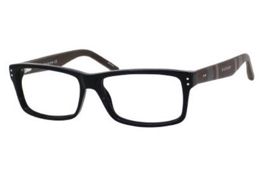 b82382575b9 ... Transparent Blue   Dark Wood  Tommy Hilfiger TH 1136 Eyeglasses in Tommy  Hilfiger TH 1136 Eyeglasses ...