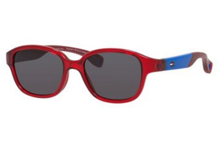 Tommy Hilfiger TH 1499/S Sunglasses in 0C9A Red (IR gray blue lens)