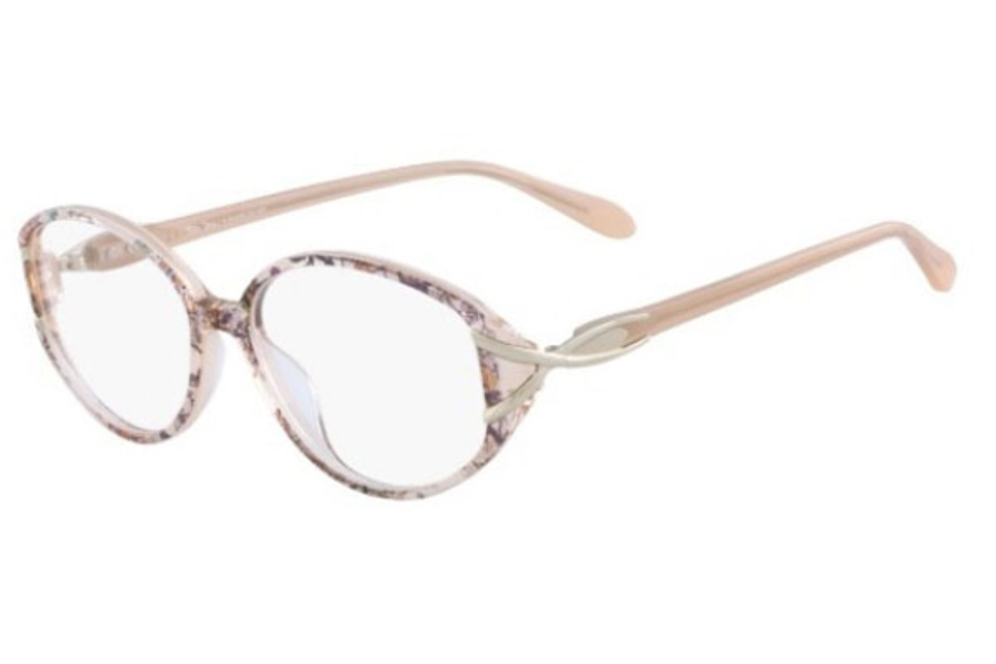 Tres Jolie Tres Jolie 182 Eyeglasses in 210 Brown Floral