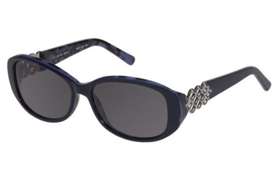 Tura 020 Sunglasses in Navy