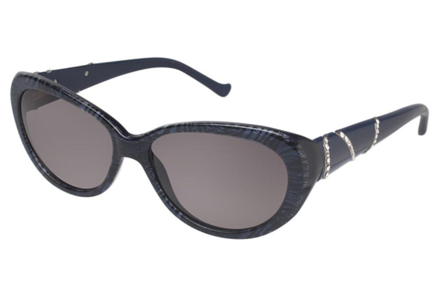 Tura 026 Sunglasses in BLU Blue