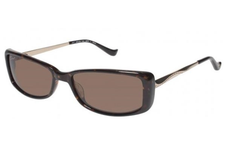 Tura 028 Sunglasses in Tortise (TOR)