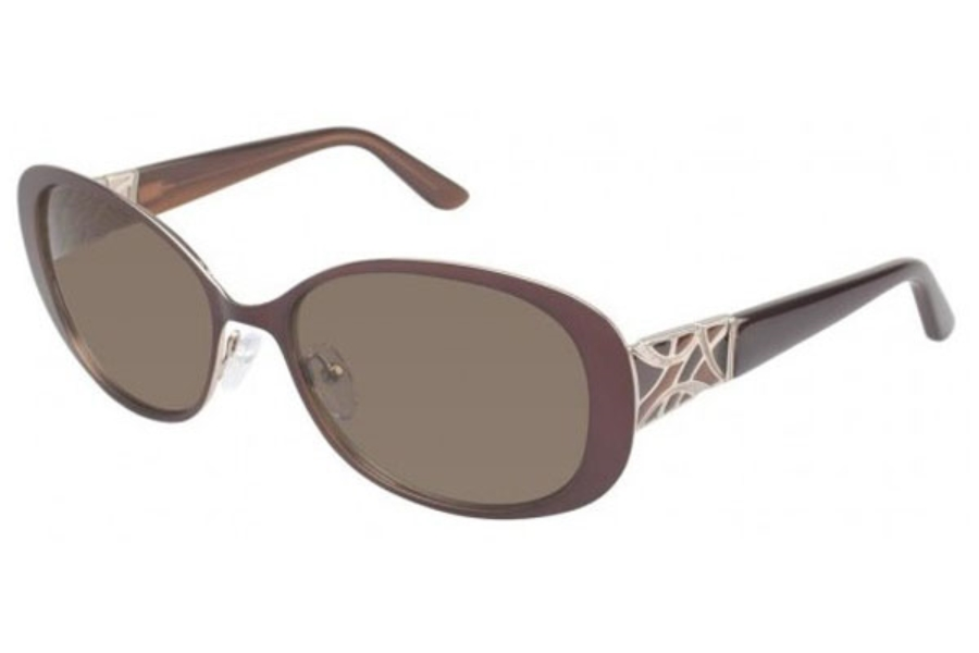 Tura 029 Sunglasses in Brown (BRN)