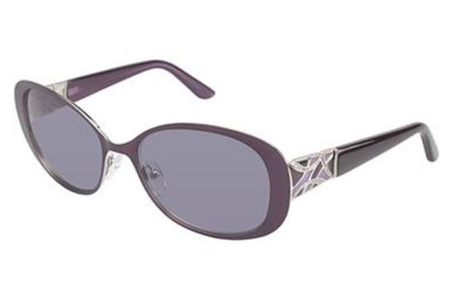 Tura 029 Sunglasses in Purple (C04)