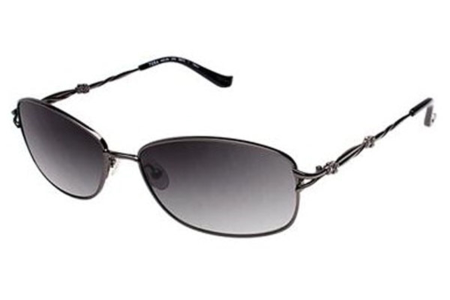 Tura 035 Sunglasses in Gunmetal (GUN)