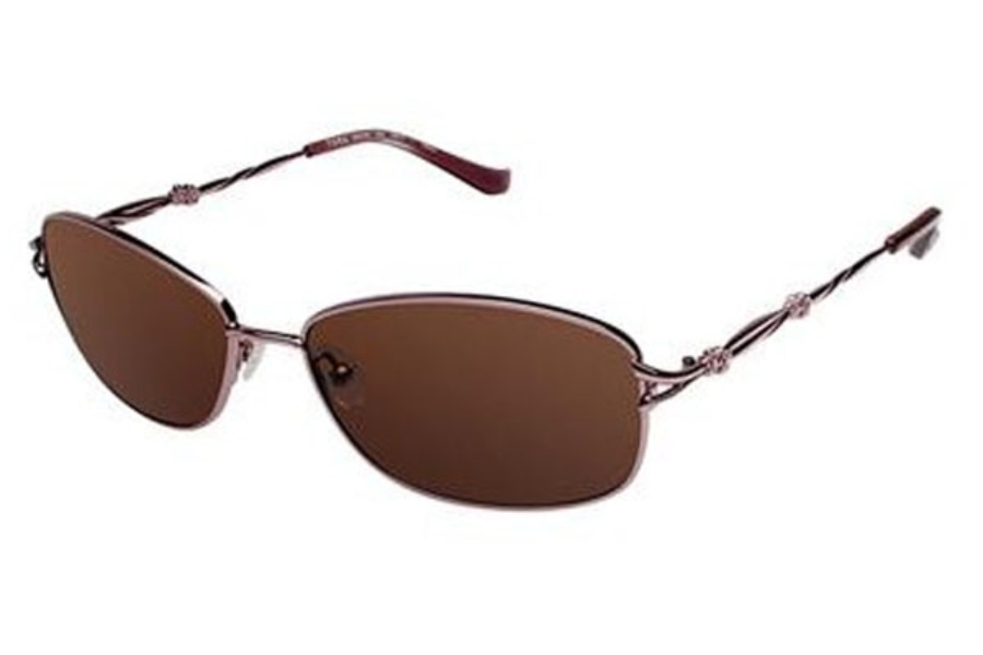 Tura 035 Sunglasses in Rose gold (ROS)