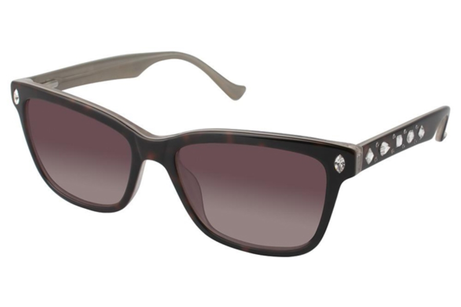 Tura 062 Sunglasses in TOR Tortoise