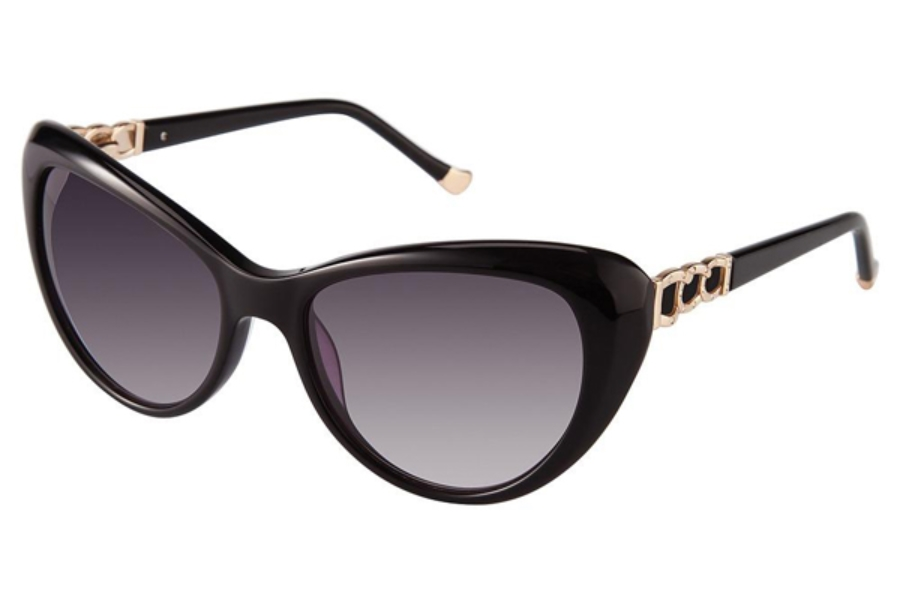Tura 063 Sunglasses in BLK Black