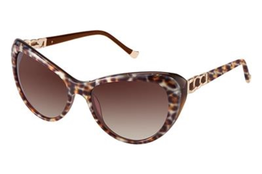 Tura 063 Sunglasses in MUL Animal Print