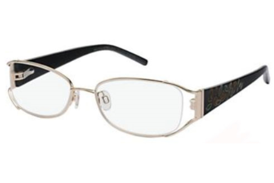 Tura 182 Eyeglasses in Gold